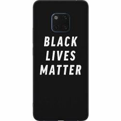 Huawei Mate 20 Pro Mjukt skal - Black Lives Matter