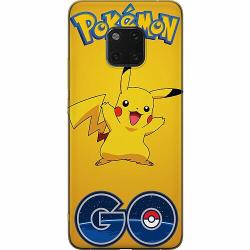 Huawei Mate 20 Pro Mjukt skal - Pokemon