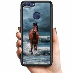 Huawei P Smart (2018) Billigt mobilskal - Häst / Horse