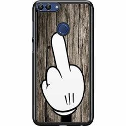 Huawei P Smart (2018) Hard Case (Svart) F-YOU!