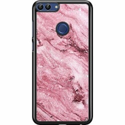 Huawei P Smart (2018) Hard Case (Svart) Rosa