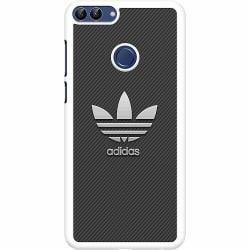 Huawei P Smart (2018) Hard Case (Vit) Adidas