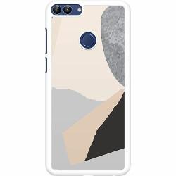 Huawei P Smart (2018) Hard Case (Vit) Hawaii Retro