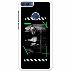 Huawei P Smart (2018) Hard Case (Vit) Mona L