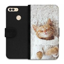 Huawei P Smart (2018) Wallet Case Katt