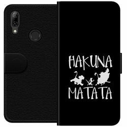 Huawei P Smart (2019) Wallet Case Hakuna Matata