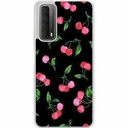 Huawei P Smart (2021) Soft Case (Frostad) Cherry