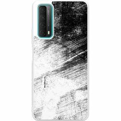 Huawei P Smart (2021) Soft Case (Vit) Mönster