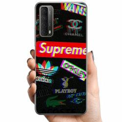 Huawei P Smart (2021) TPU Mobilskal 3D