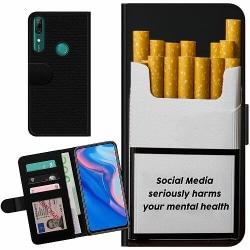 Huawei P Smart Z Billigt Fodral Social Media Harms...