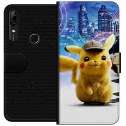 Huawei P Smart Z Wallet Case Detective Pikachu - Pikachu