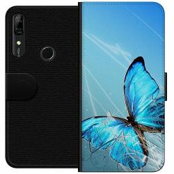 Huawei P Smart Z Wallet Case Fjäril