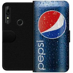 Huawei P Smart Z Wallet Case Pepsi