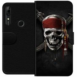 Huawei P Smart Z Wallet Case Pirate