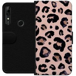 Huawei P Smart Z Wallet Case Pretty Leo