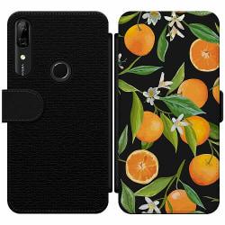 Huawei P Smart Z Wallet Slim Case Orange Juice