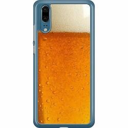 Huawei P20 Hard Case (Transparent) Beer