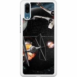 Huawei P20 Hard Case (Vit) Star Wars