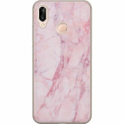 Huawei P20 Lite Thin Case Marmor