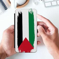 Samsung Galaxy A51 Slimmat Fodral Palestina Flagga
