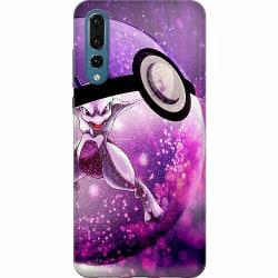 Huawei P20 Pro Mjukt skal - Pokemon