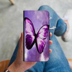 Samsung Galaxy S20 Ultra Plånboksskal Fjäril