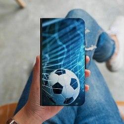 Apple iPhone 5 / 5s / SE Plånboksskal Fotboll