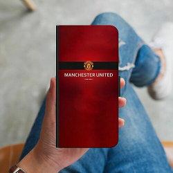 Huawei P20 Pro Plånboksskal Manchester United