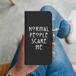 Apple iPhone 5 / 5s / SE Plånboksskal Normal