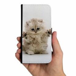 Apple iPhone 11 Pro Max Mobilskalsväska Katt