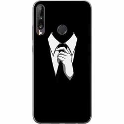 Huawei P40 Lite E Mjukt skal - Gentleman