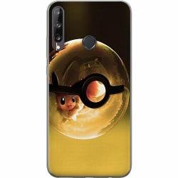 Huawei P40 Lite E Mjukt skal - Pokemon