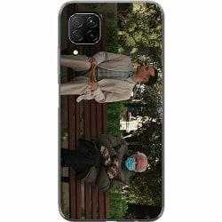 Huawei P40 Lite Mjukt skal - Bernie Sanders Meme