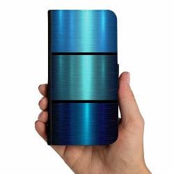 Samsung Galaxy A10 Mobilskalsväska Blå