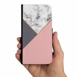 Samsung Galaxy Xcover 3 Mobilskalsväska Marble Cut