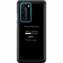 Huawei P40 Pro Hard Case (Svart) Loading