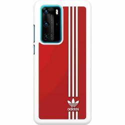 Huawei P40 Pro Hard Case (Vit) Adidas