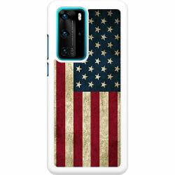 Huawei P40 Pro Hard Case (Vit) USA