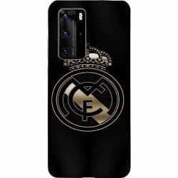 Huawei P40 Pro LUX Mobilskal (Matt) Real Madrid CF