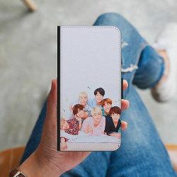 Samsung Galaxy S20 Plus Plånboksskal K-POP BTS