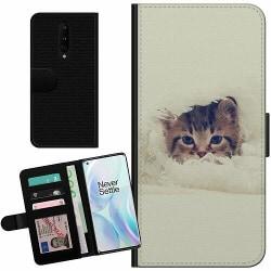 OnePlus 8 Billigt Fodral Grumpy Cat