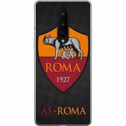 OnePlus 8 Mjukt skal - AS Roma