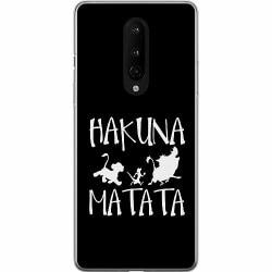 OnePlus 8 Thin Case Hakuna Matata