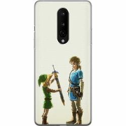 OnePlus 8 Mjukt skal - Zelda
