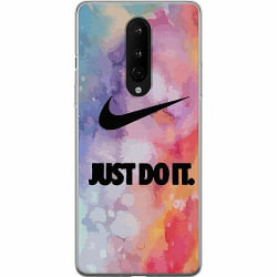 OnePlus 8 Thin Case Just Do IT.