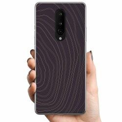 OnePlus 8 TPU Mobilskal Mönster