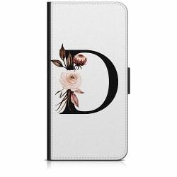 Samsung Galaxy J6 Plus (2018) Plånboksfodral Bokstäver