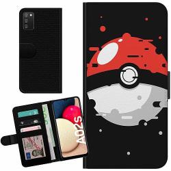 Samsung Galaxy A02s Billigt Fodral Pokemon