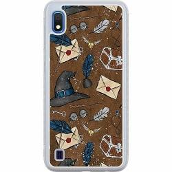 Samsung Galaxy A10 Soft Case (Frostad) Harry Potter
