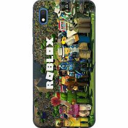 Samsung Galaxy A10 Thin Case Roblox